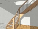 Dodatečná vestavba schodiště
