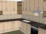 Kuchyňská linka - bříza (náhled)