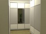 Šatní skříně - varianta 2