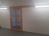 Interiérové dveře posuvné  - modřín