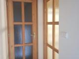 Interiérové dveře posuvné a otočné - modřín