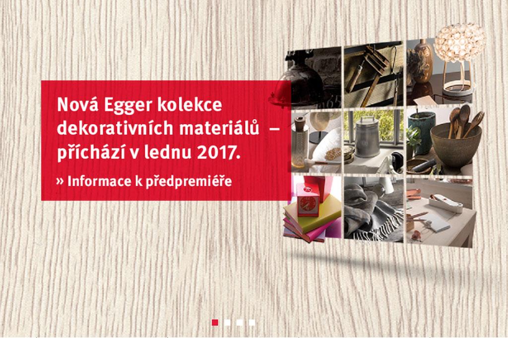 Egger - dekory 2017