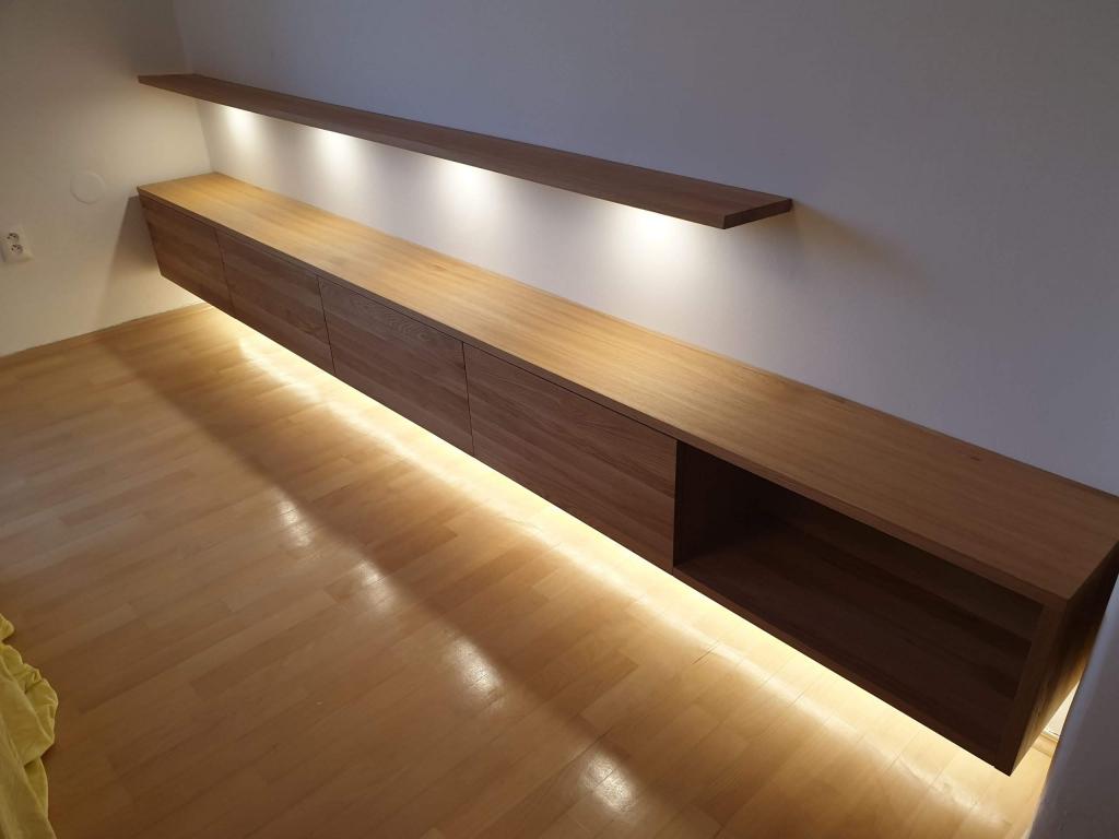 Loox LED osvětlení pro nábytek